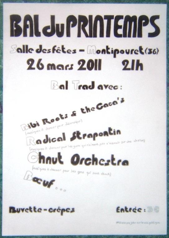 bal printemps 2011